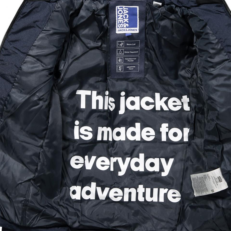 Jack & Jones Outdoor jakke - navy