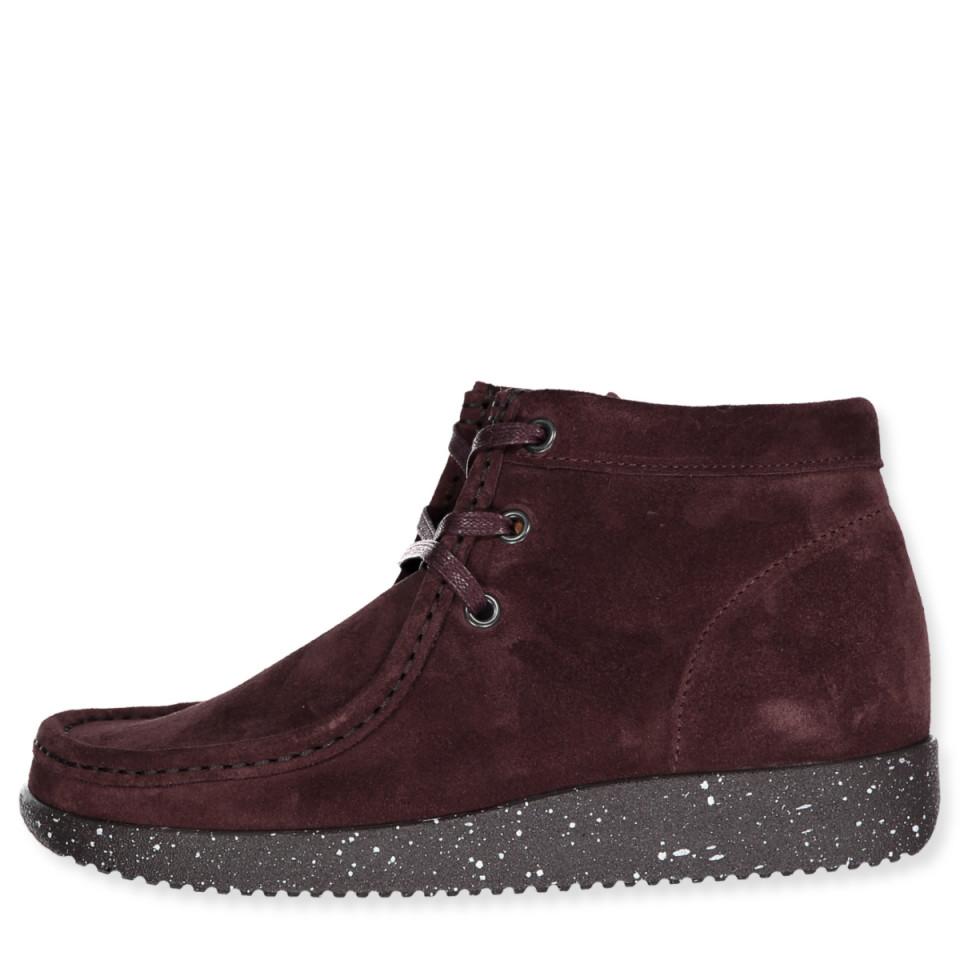 Emma suede shoes