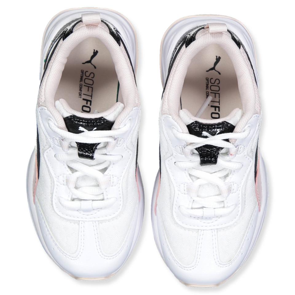 Puma - Cilia Cheetah Ps - White/Black