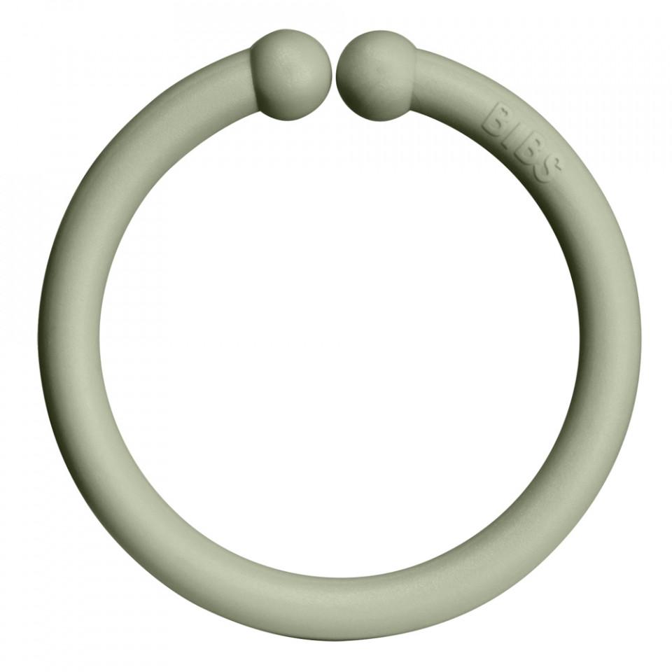 Bibs loop ring - Sage