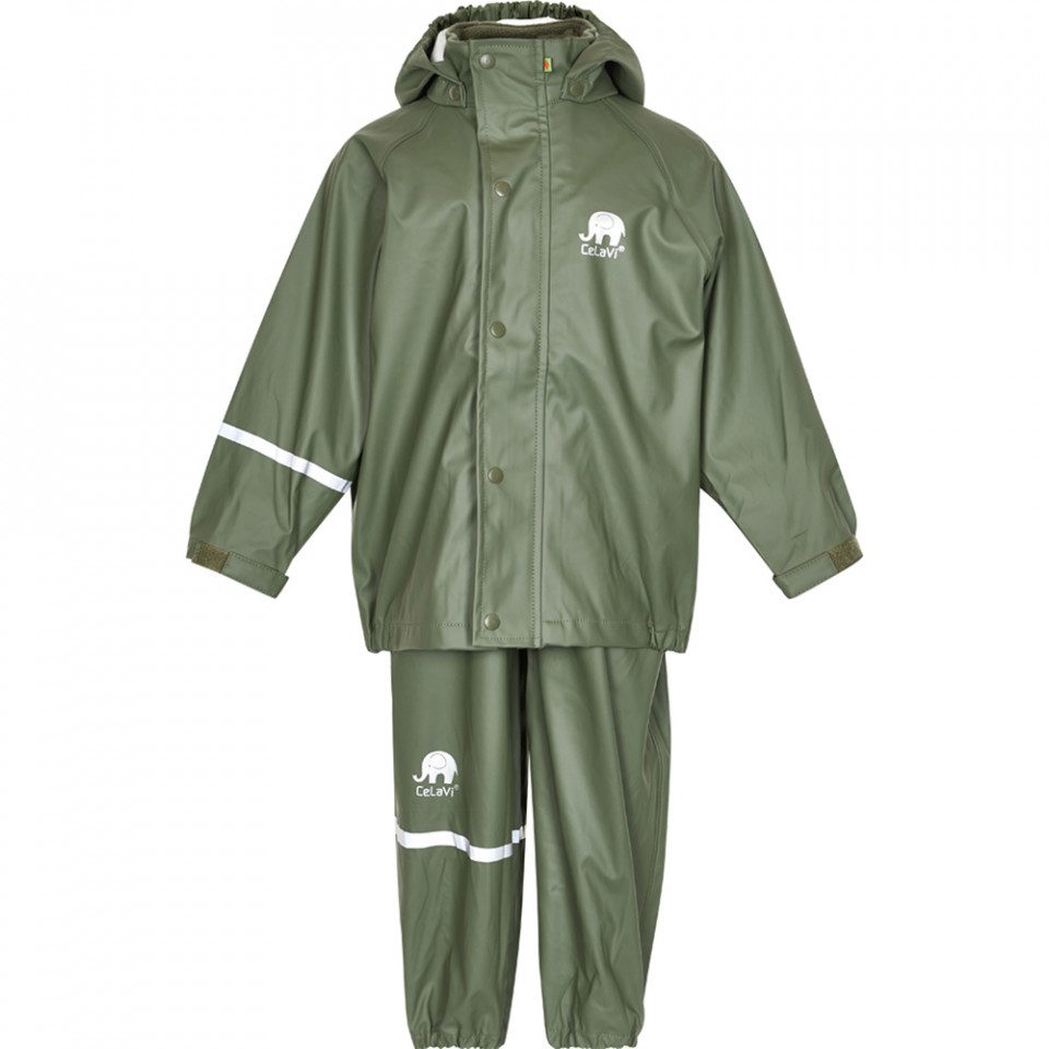 Army rain set