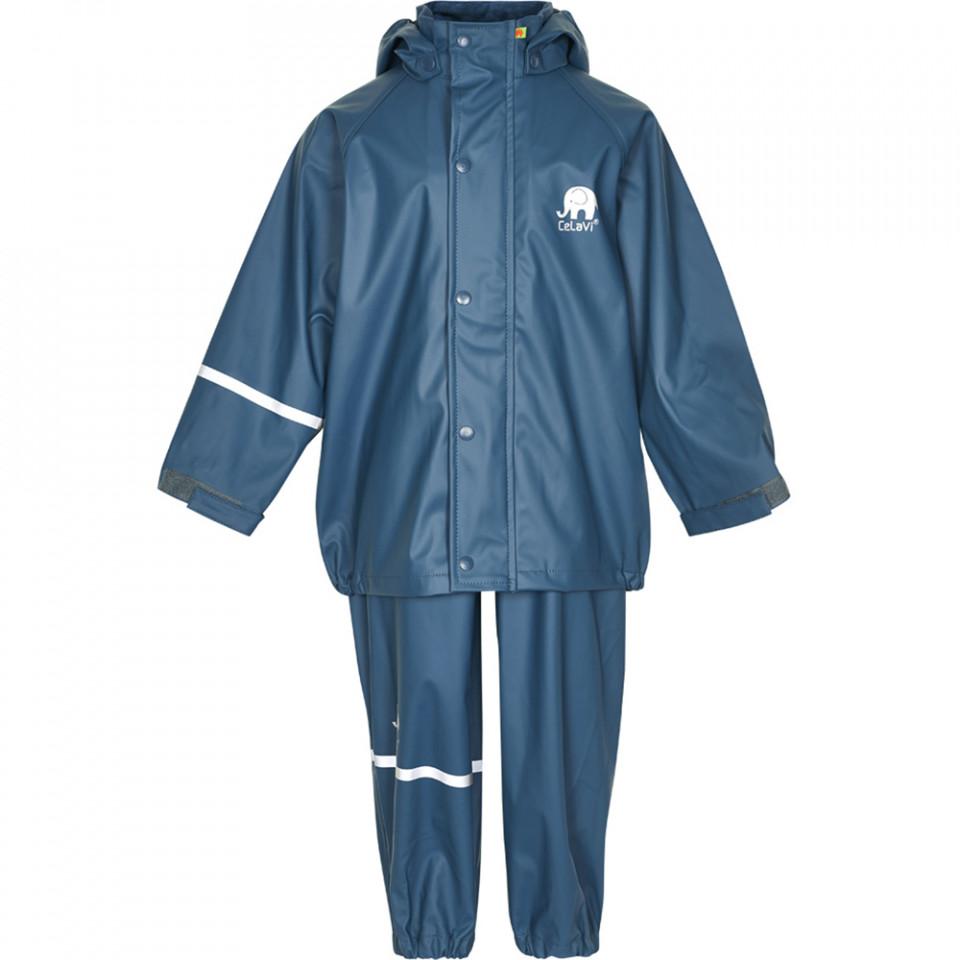 Blue rain set
