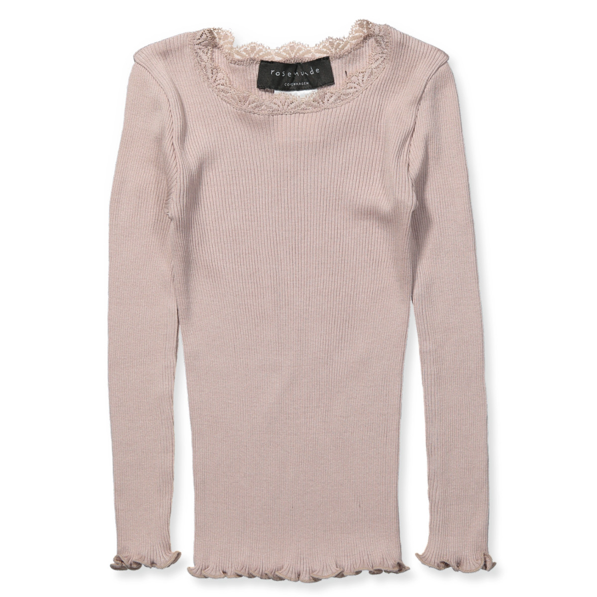 30abc15fef16dc Rosemunde - Rose silk LS t-shirt - Rosa - House of Kids