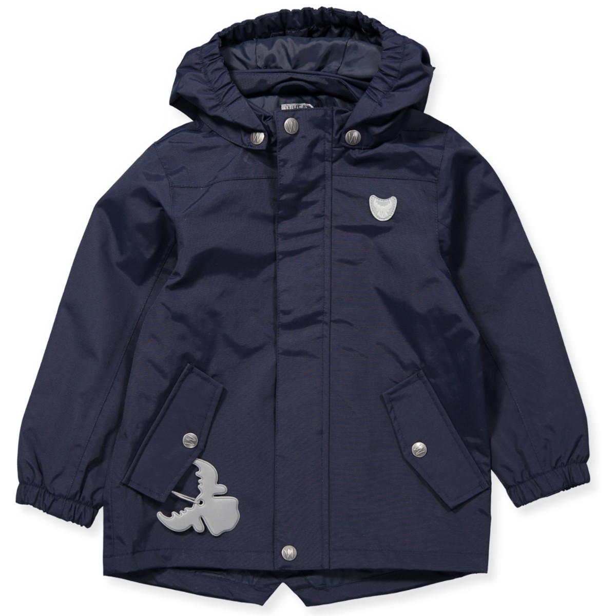 d02b39e6 Wheat - Valter jacket - petroleum - Blue