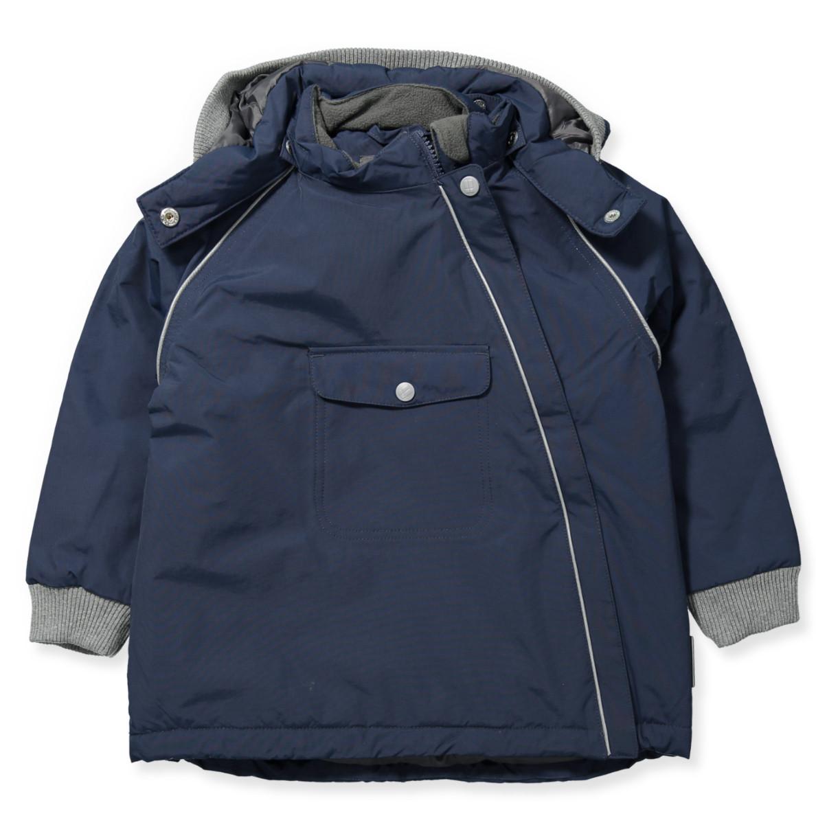 fd7d6ebf241 Hust & Claire - Oby winter jacket - Blues - Blue