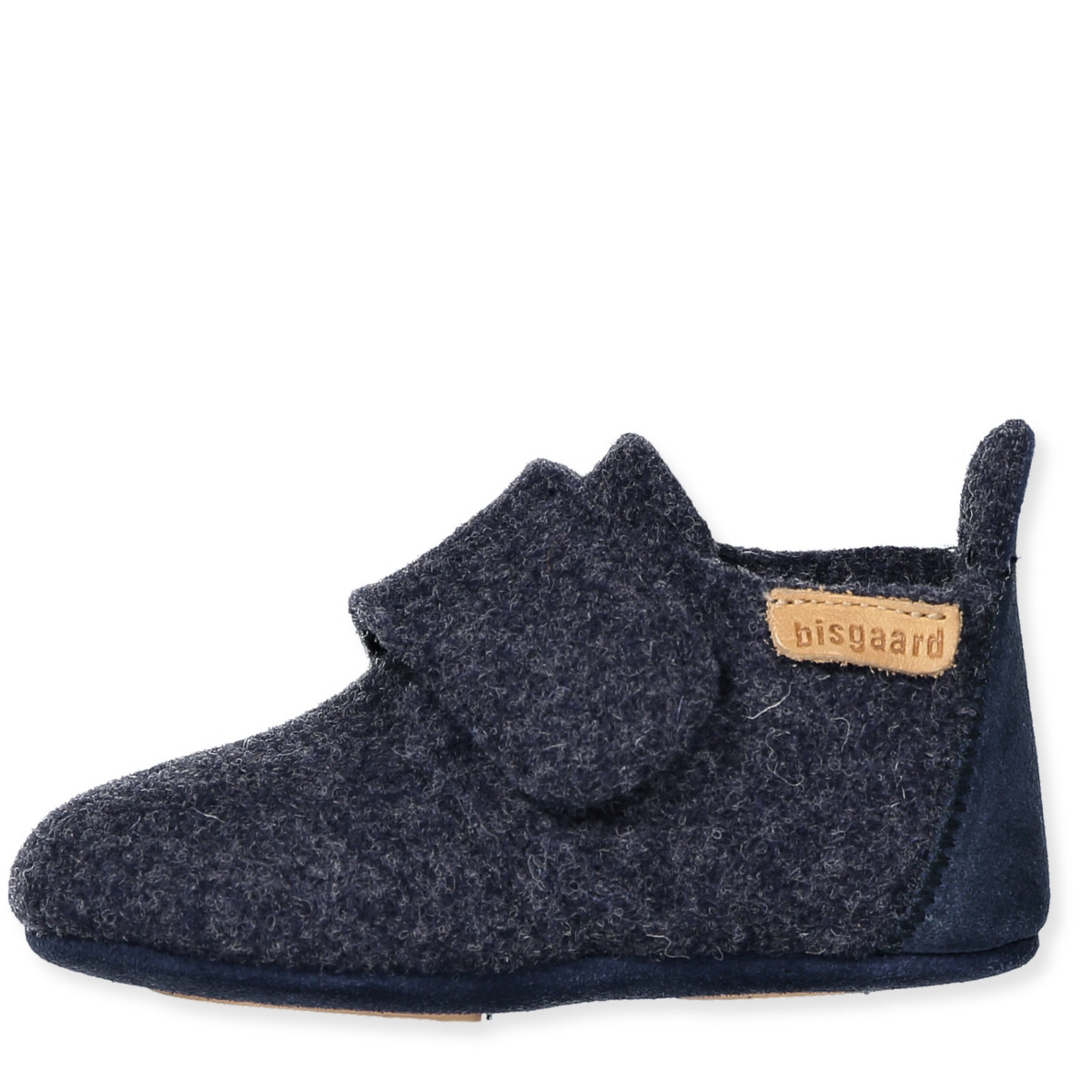 size 40 c9e49 49984 Blue wool slippers