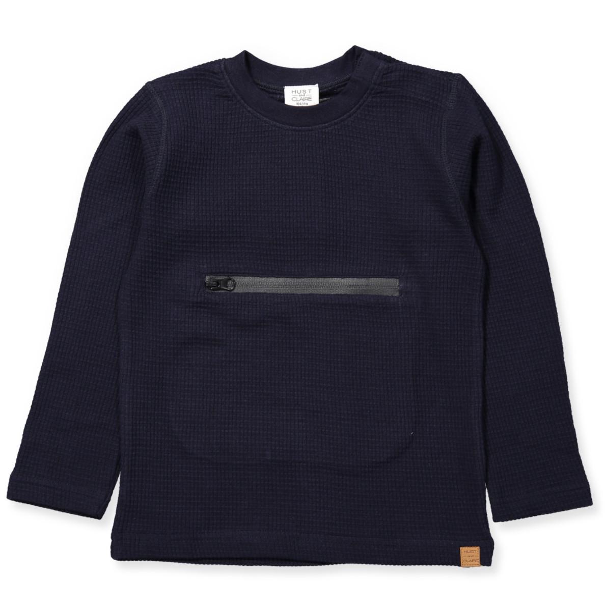 Hust&Claire Anton T Shirt Navy