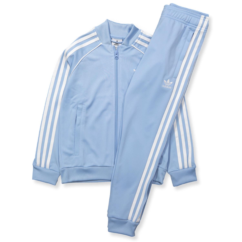 Adidas Originals - Blue tracksuit