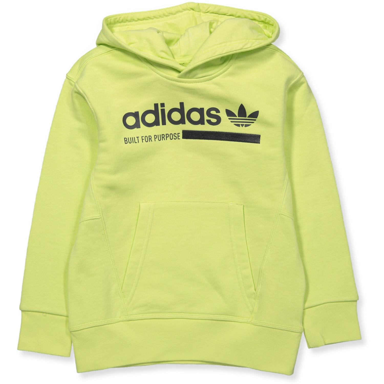 Adidas Originals Yellow Sweatshirt [ 1500 x 1500 Pixel ]