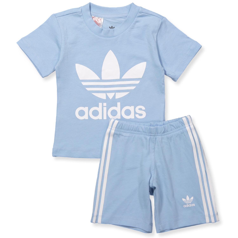 adidas t shirt light blue