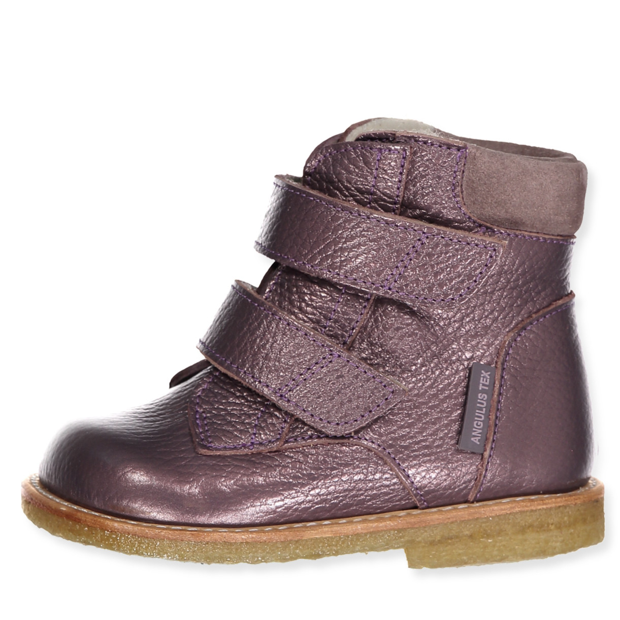 angulus Brown tex winter boots Brun Brown
