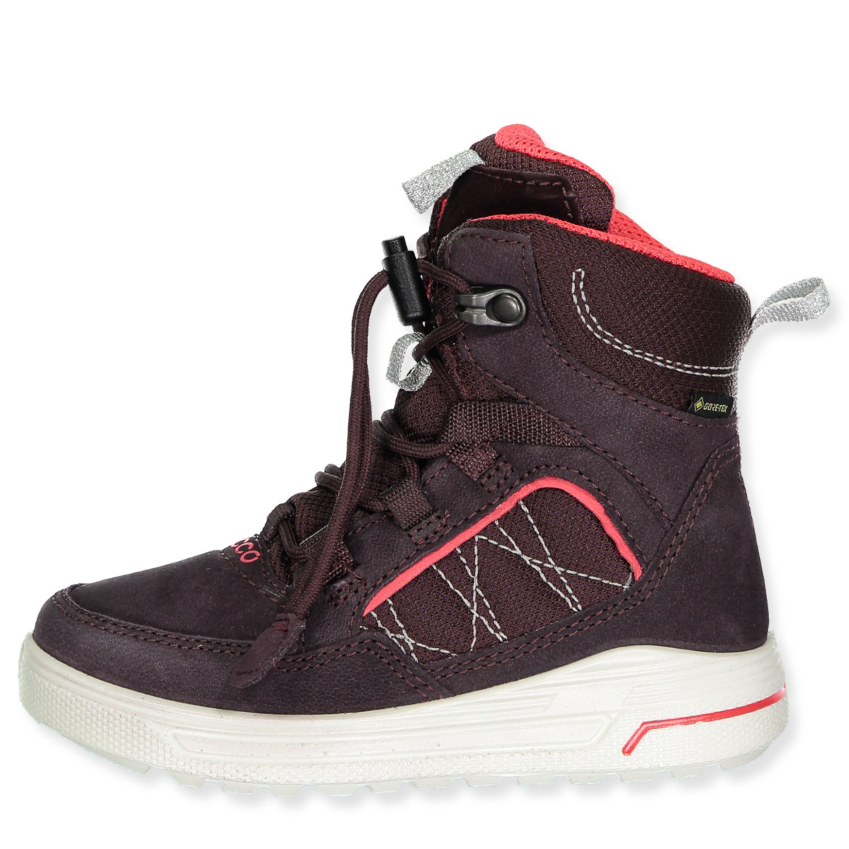 Ecco Urban Snowboarder Kids Winter Shoe 722232 nightsky