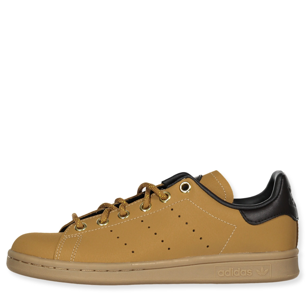 Adidas Stan Smith Mid Brown