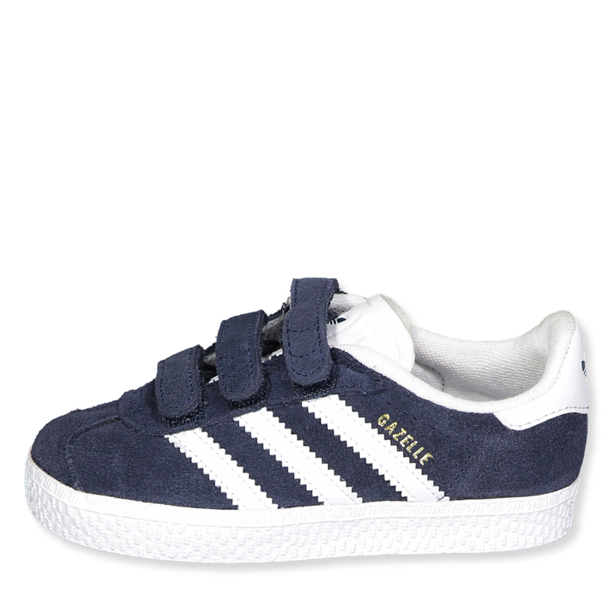 Details about Kids Adidas Gazelle 2 Infant Trainers Collegiate Navy Kids