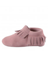 Rose Moccs Slippers