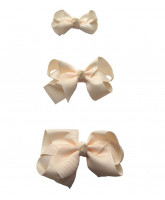 Offwhite bow