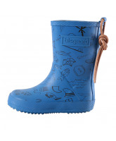 Blue wellies