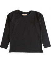 Black LS t-shirt