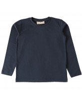 Navy LS t-shirt