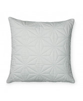 Organic mint green pillow
