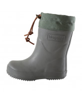 Grey thermo winter wellies