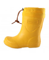 Yellow thermo winter wellies