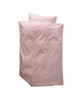 Rose solid bedwear