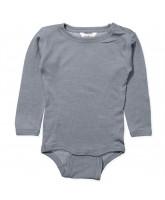 Grey wool/silk body