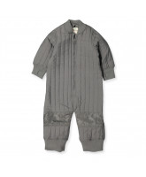 Grey thermo suit