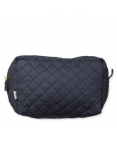 Navy beauty purse