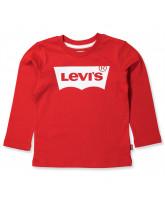 Red LS t-shirt