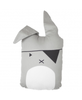 Pirate Bunny cushion