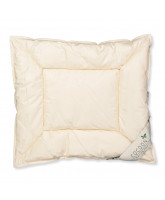 Merino wool baby pillow 40x45 cm