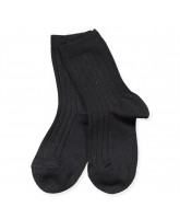 Black rip socks