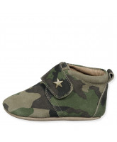 Army Star slippers