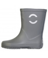 Grey wellies