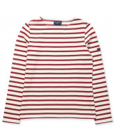 Striped LS t-shirt - woman