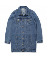 Denim jacket - oversize