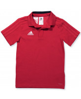 Red Condivo polo t-shirt