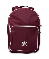 Burgandy backpack