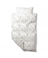 Organic Pressed Leaves bed linen
