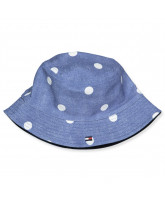 Blue summer hat