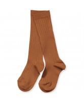 Sienna rib knee socks