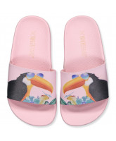 Tucan slippers