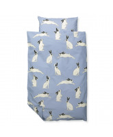 Rabbit bed linen - International size