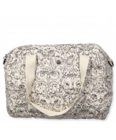 Organic Owl nursing bag