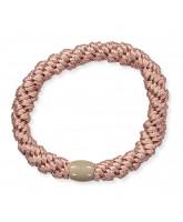 Kknekki hair elastic - peach coral