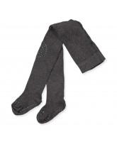 Dark grey non-slip tights