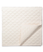 Organic quilts baby blanket