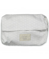 Organic case for wet wipes